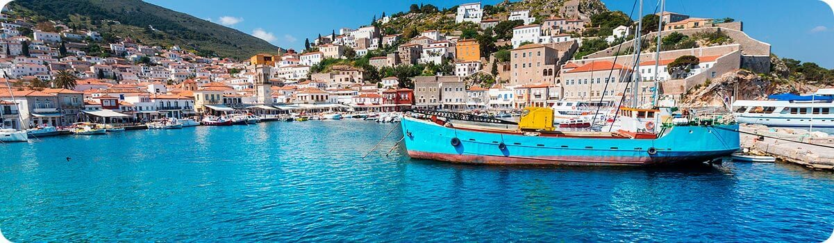 Greek Residency - About Greece - Hydra
