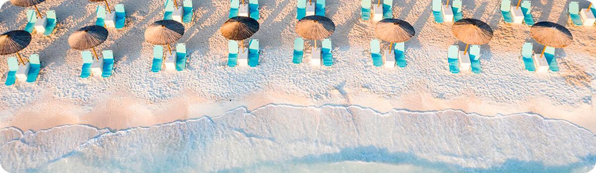 Greek residency Thassos Beach